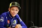 Rossi mengaku dalam kondisi tidak fit