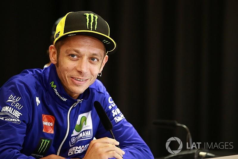 """MotoGP-Arzt """"verblüfft"""" von rascher Genesung bei Valentino Rossi"""