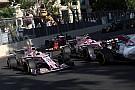 Force India le confesó a Peréz que Ocon fue el culpable en Bakú