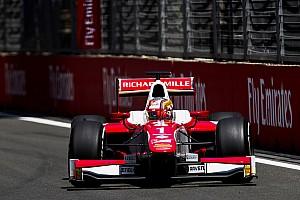 فورمولا 2 تقرير السباق فورمولا 2: لوكلير يفوز في باكو بعد توقّف السباق مبكّرًا
