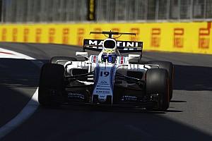 Formel 1 Kolumne F1-Kolumne von Felipe Massa: Sieg in Baku zum Greifen nah