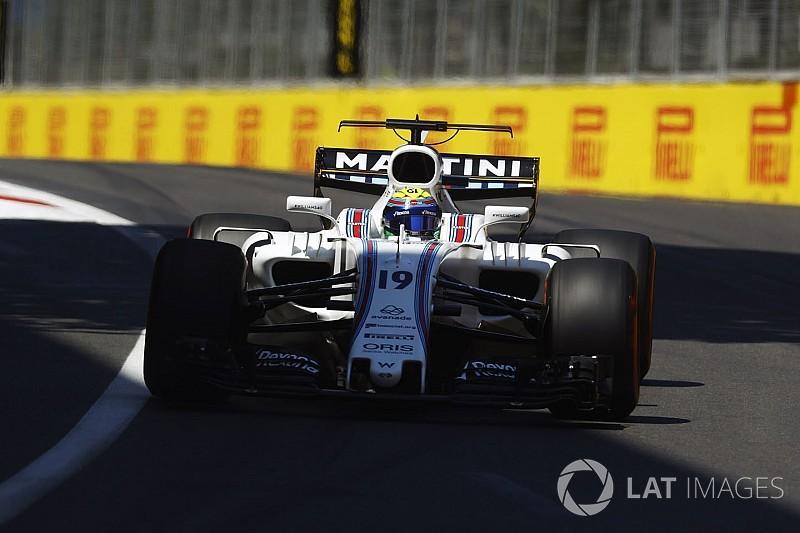 F1-Kolumne von Felipe Massa: Sieg in Baku zum Greifen nah