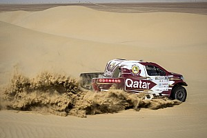 Cross-Country Rally Noticias de última hora Al-Attiyah inicia el asalto al Mundial de Cross-Country al ganar en Dubai