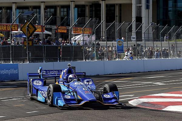 IndyCar Гран Прі Сент-Піта: Діксон став найкращим на розминці