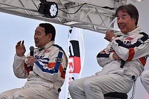 General 速報ニュース 【FSW50周年】長谷見&星野76年F1を語る「雨が続いていたら勝てた」
