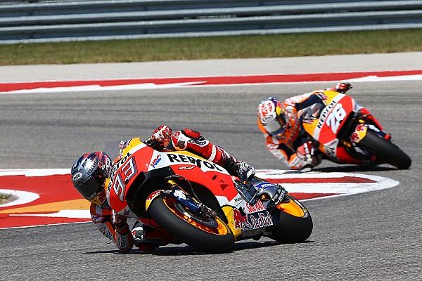 【MotoGP】マルケス、今季初勝利も「解決すべき問題はまだある」