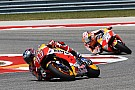 Honda problems not gone despite Austin win - Marquez