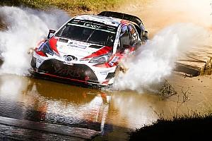 WRC 速報ニュース 【WRC】PIAA、次戦イタリアより撥水ワイパーをトヨタに供給