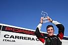 Carrera Cup Italia Carrera Cup Italia, Pera è il
