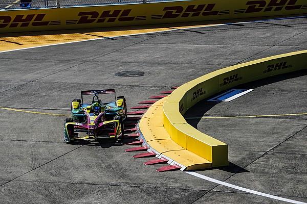 Formel E Formel E in Berlin: Di Grassi holt Pole mit 0,001 Sekunden Vorsprung