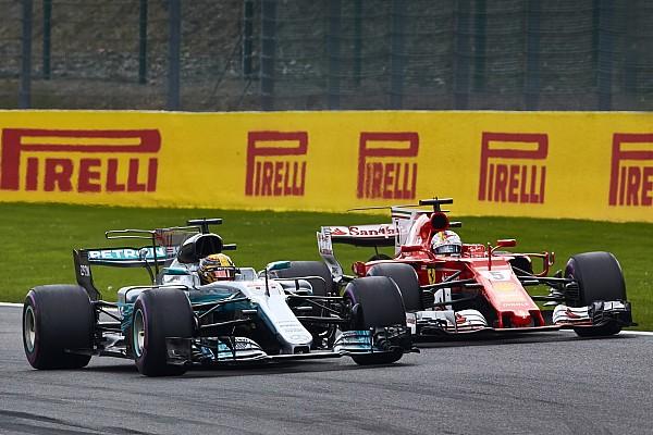 Hamilton punge Vettel: \