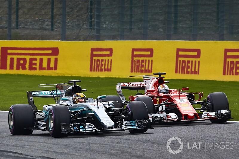 """Hamilton punge Vettel: """"Sorpassi belli? Ne ho fatti un paio su di te!"""""""