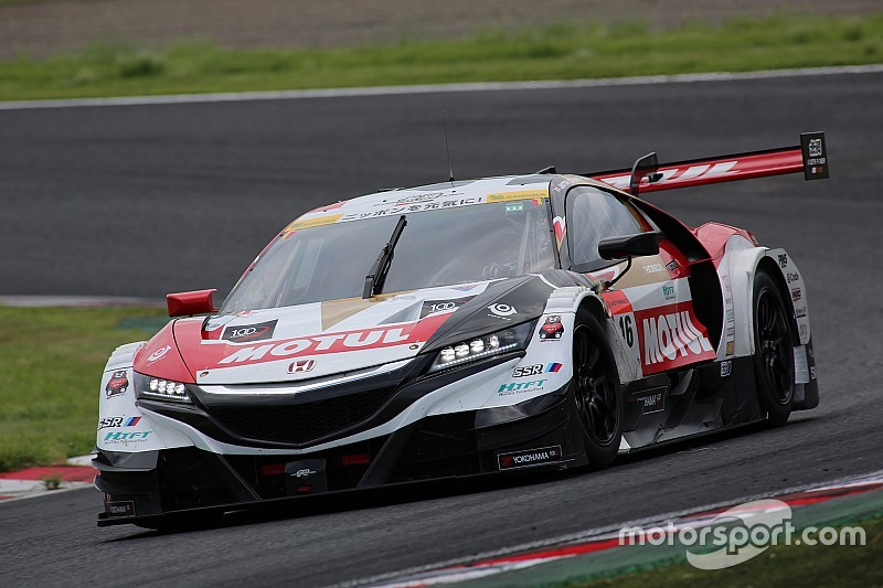 Button: Mobil Super GT terasa seperti Formula 1