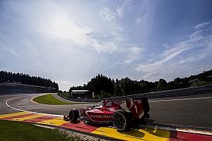 FIA F2 Qualifiche Leclerc vola sul bagnato e conquista la pole a Spa-Francorchamps