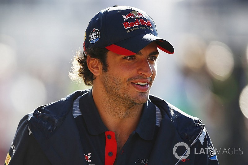 Sainz insists Red Bull's control over his career not a negative