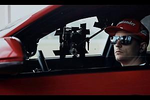 Autó BRÉKING Räikkönen és Vettel párban driftelt az Alfa Romeo Giulia Quadrifoglióval