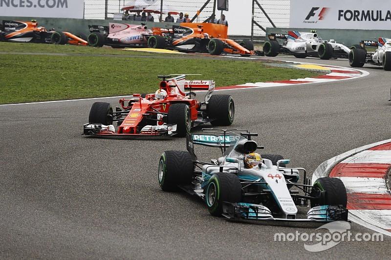 """Wolffs'attend à une saison de """"ping-pong"""" entre Hamilton et Vettel"""