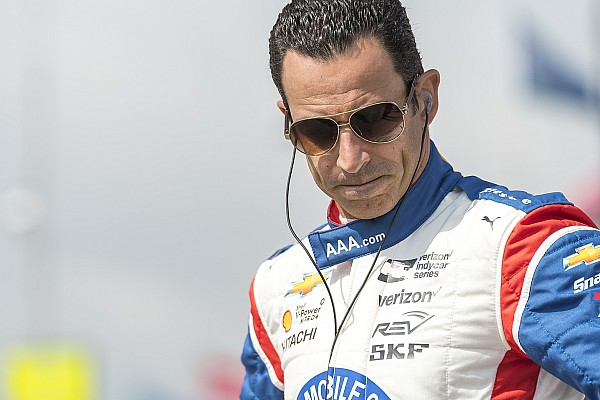 "Castroneves on IndyCar future: ""It's not in my hands"""