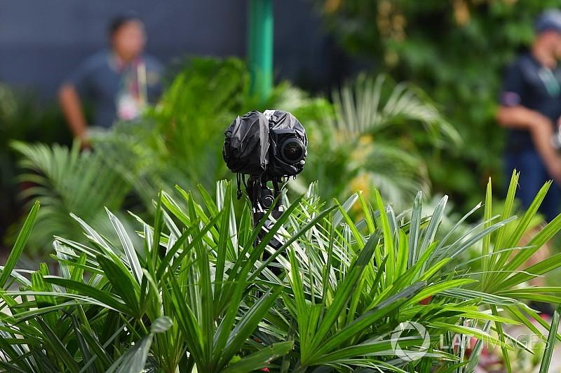 La F1 proche de l'introduction de caméras à 360°