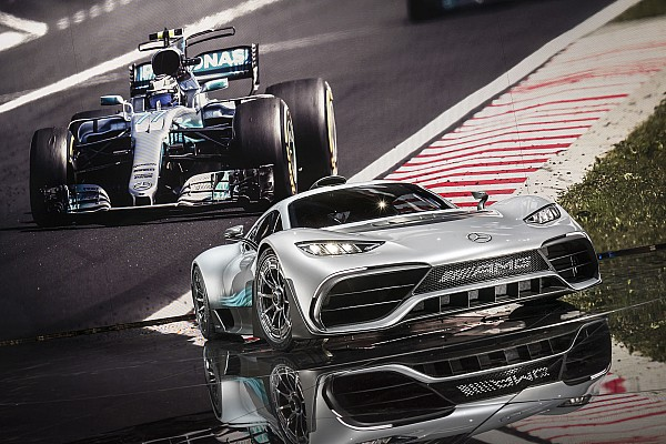 Automotive Mercedes-AMG Project One set to be built alongside F1 cars