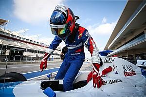 Formula V8 3.5 Qualifying report Bahrain F3.5: Isaakyan on pole, Fittipaldi fourth