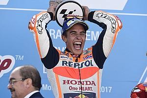 MotoGP Noticias de última hora Según Honda, la victoria en Aragón serena a Márquez con vistas al triplete