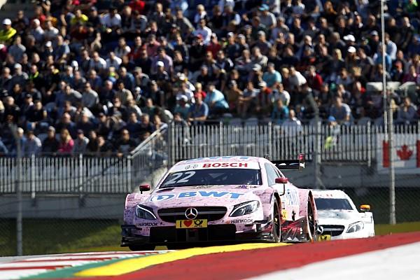 Mercedes, DTM'deki son sezonunda mevcut dört pilotunu tutacak