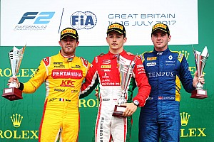 FIA F2 Reporte de la carrera Leclerc se lleva su quinto triunfo de la temporada