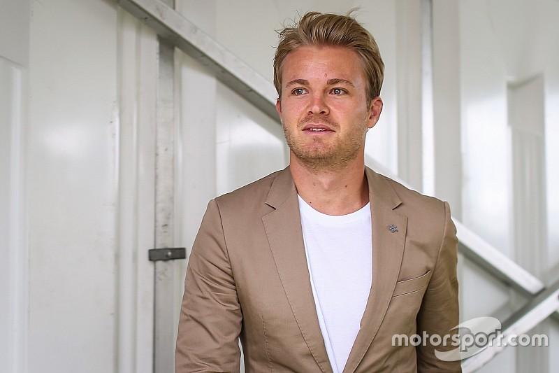"""Rosberg, Mercedes'in Formula E'deki takım patronu olacak"""