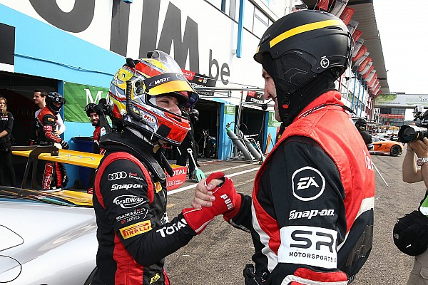 Blancpain Endurance: Frijns grijpt pole voor beslissende race