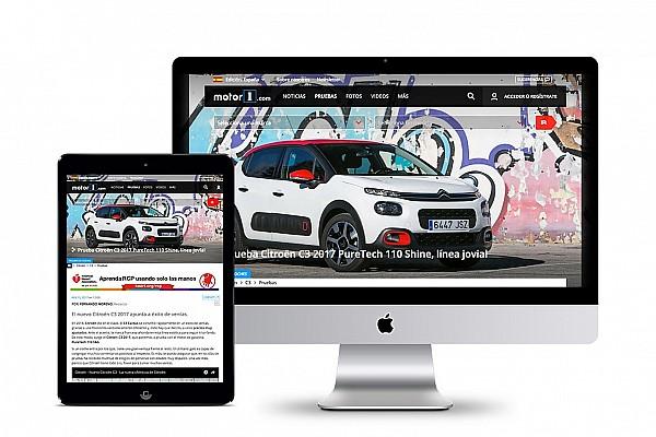 Speciale Motorsport.com Motor1.com presenta l'edizione in lingua spagnola