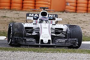 Formule 1 Réactions Stroll philosophe après un tête-à-queue coûteux