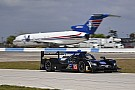 Lynn positive after first test in a Cadillac DPi-V.R