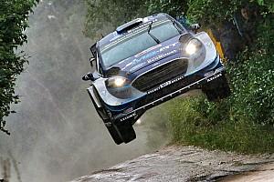 WRC Yarış ayak raporu Polonya WRC: Olaylı etabın ardından liderlik mücadelesi yenilendi