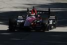 IndyCar Алешин вернулся к выступлениям в IndyCar