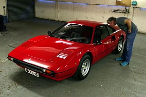 Automotive Breaking news James May's Ferrari 308 walkaround video Is simple and brilliant