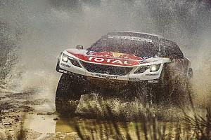 Dakar Stage report Dakar 2017, Stage 2: Loeb sees off Al-Attiyah to take lead