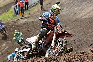 MXGP Reporte de la carrera Cairoli y Jonass imponen su ley en el MXGP de República Checa
