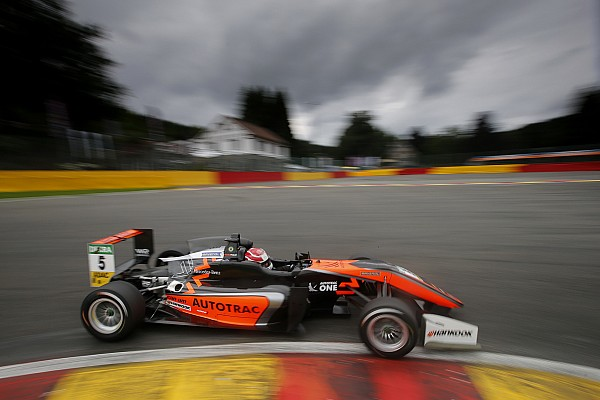 F3 Europe Últimas notícias Pedro Piquet relembra tentativa de ultrapassagem na Holanda