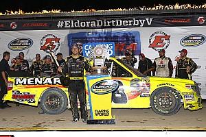 NASCAR Truck Relato da corrida Crafton supera Friesen e vence em Eldora