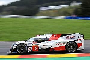 WEC Relato da corrida Em final apertado, Toyota faz dobradinha em Spa