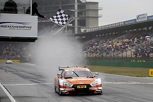 DTM Race report Hockenheim DTM: Green overcomes penalty to win Sunday race