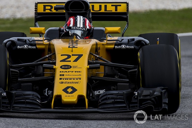 Renault trabalha em modo de qualificação