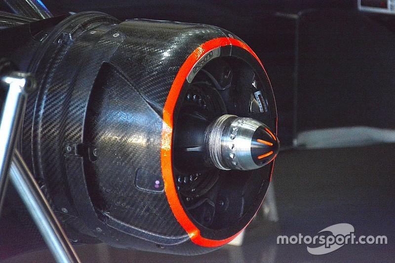 Технічний брифінг: Закрита вісь McLaren