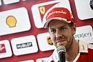Ferrari backs out of Vettel penalty appeal plan