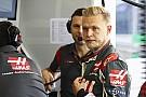 """【F1】ハース代表、ヒュルケンベルグを非難「彼はまるで""""いじめっ子""""」"""