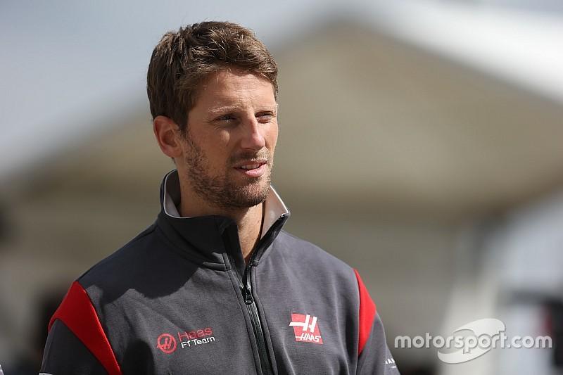 Wolff: Grosjean seharusnya bersyukur masih di F1