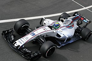 Forma-1 Toplista Galéria: így fejlődött a Williams FW40 a 2017-es szezonban