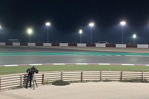 MotoGP uji coba zona penalti