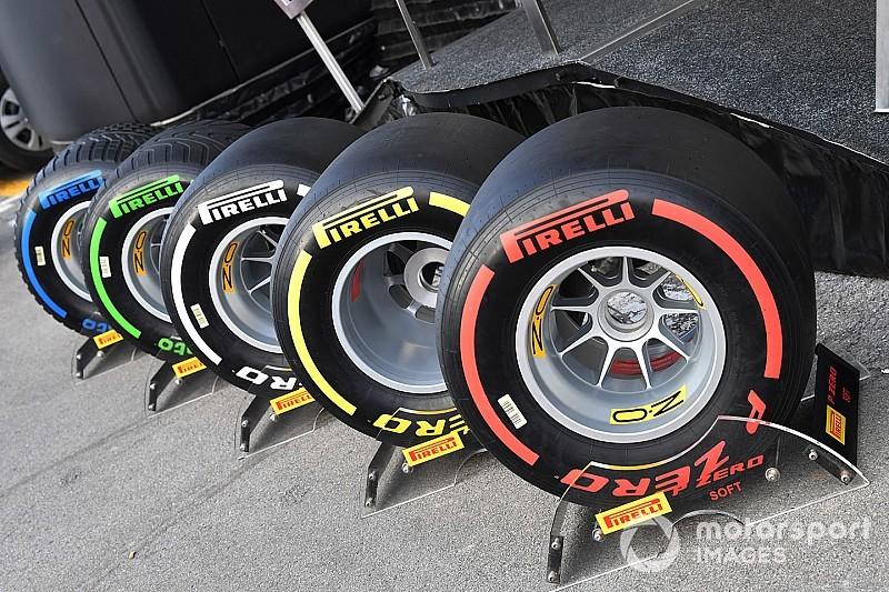 Kiadták a versenyzők gumiválasztását az évadnyitó F1-es nagydíjra